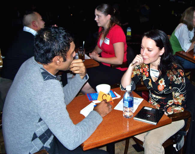 Speed Dating Philadelphia Singles Parties & More