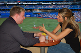 More Speed Dating at the Blue Jays game